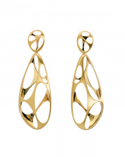 Antonio Bernardo 18kt. yellow gold Brinco Ar II earrings