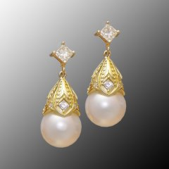 earrings-pearl-gold-dia-caps-2