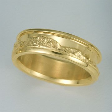 All Yellow Gold Range Ring®